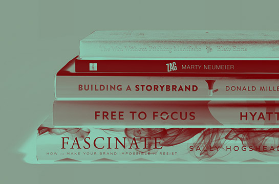 Our Must Read Business Books for Designing a Stand Out Brand