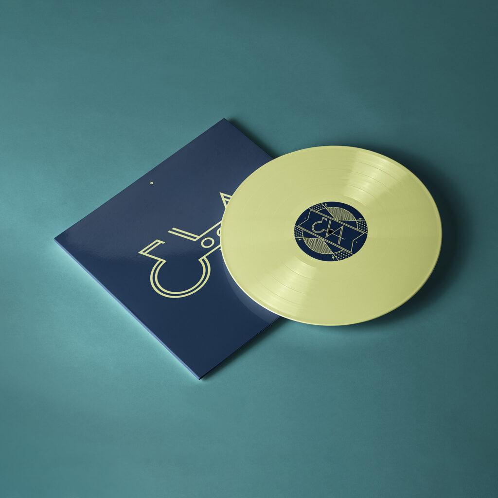 Eva Ocean Branding Album Cover