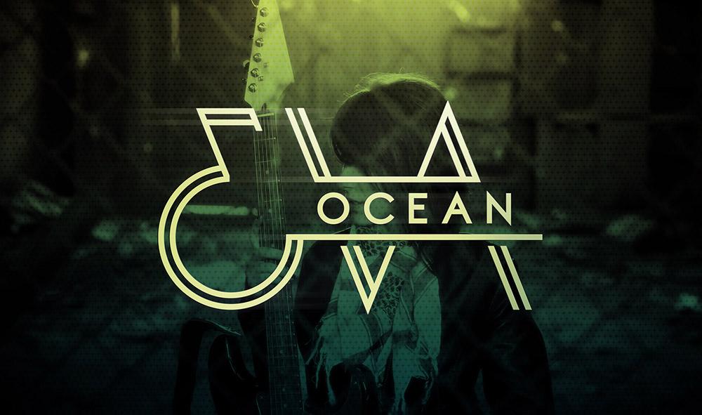 Eva Ocean Musician Guitar Branding - Featured