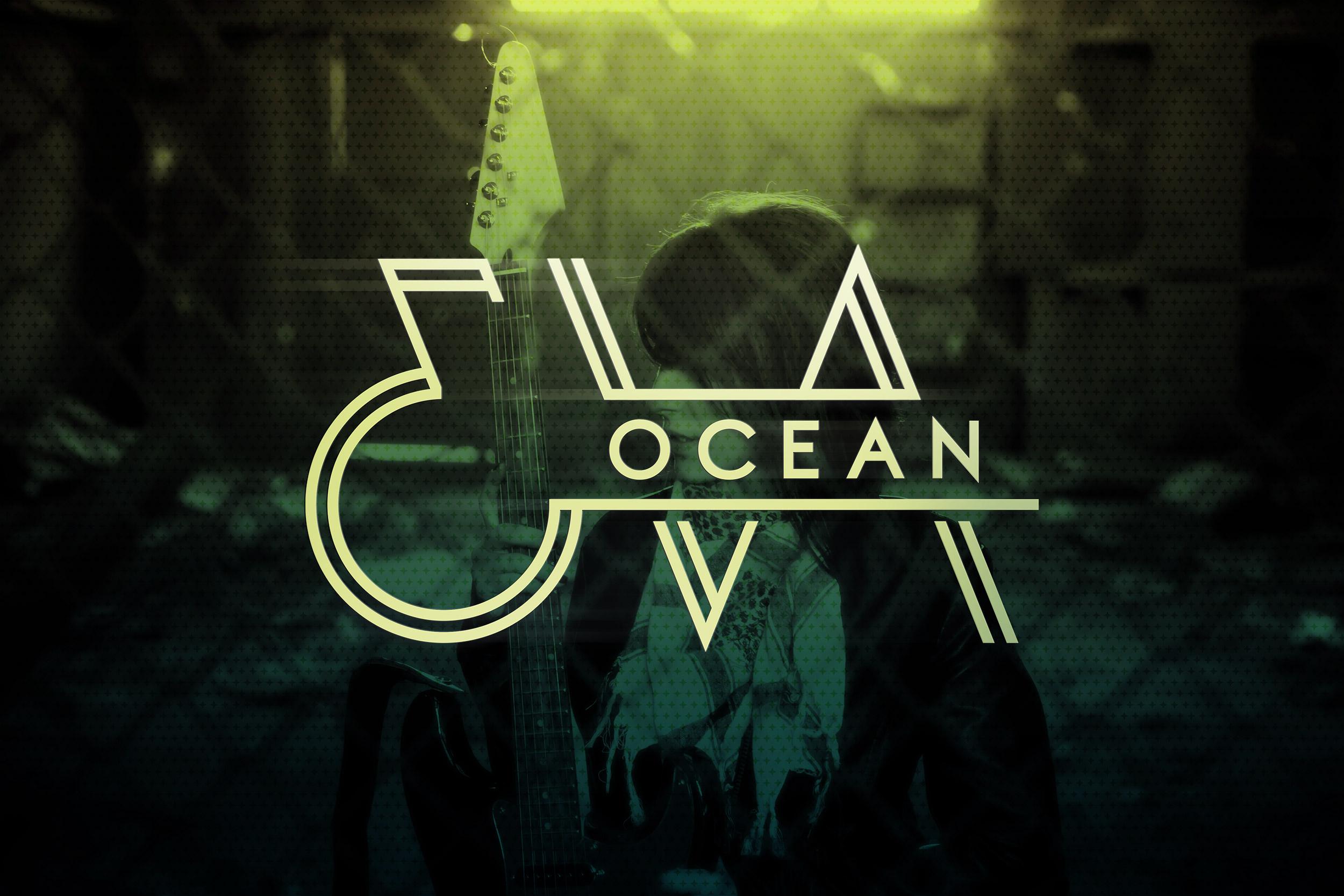 Eva Ocean Musician Guitar Branding Photography