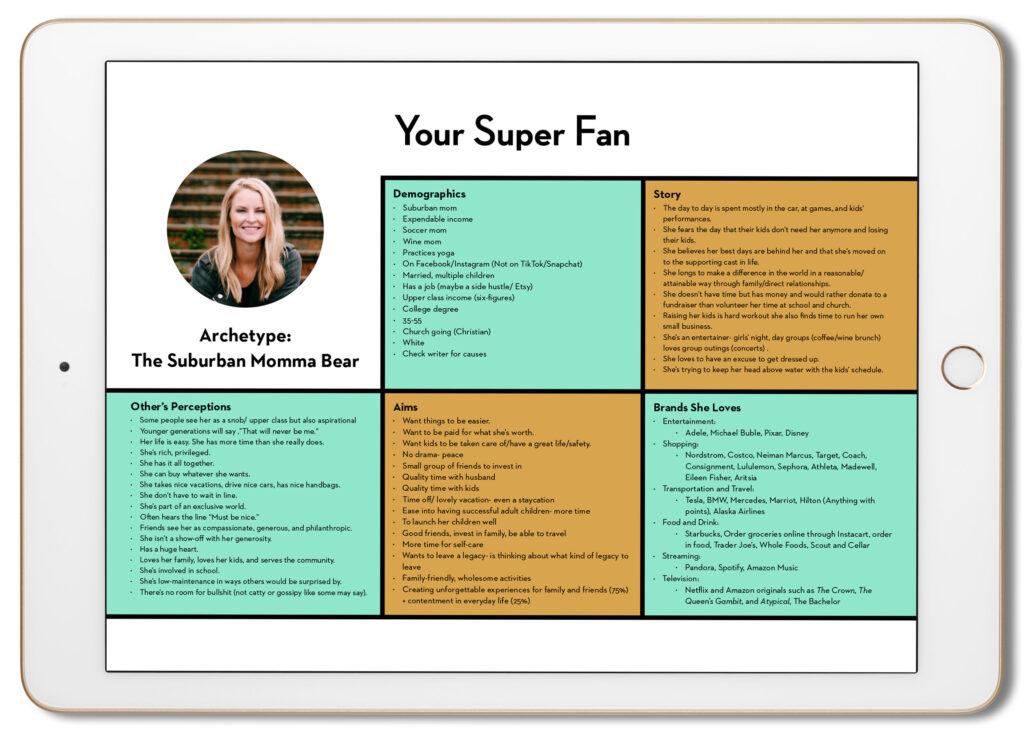 Jesse Butterworth Musician Brand Super Fan User Profile