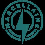 Marcella Inc Submark - Teal