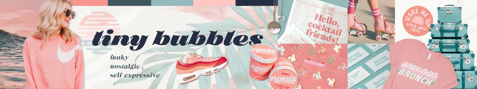 Tiny Bubbles Brand Stylescape - Mild