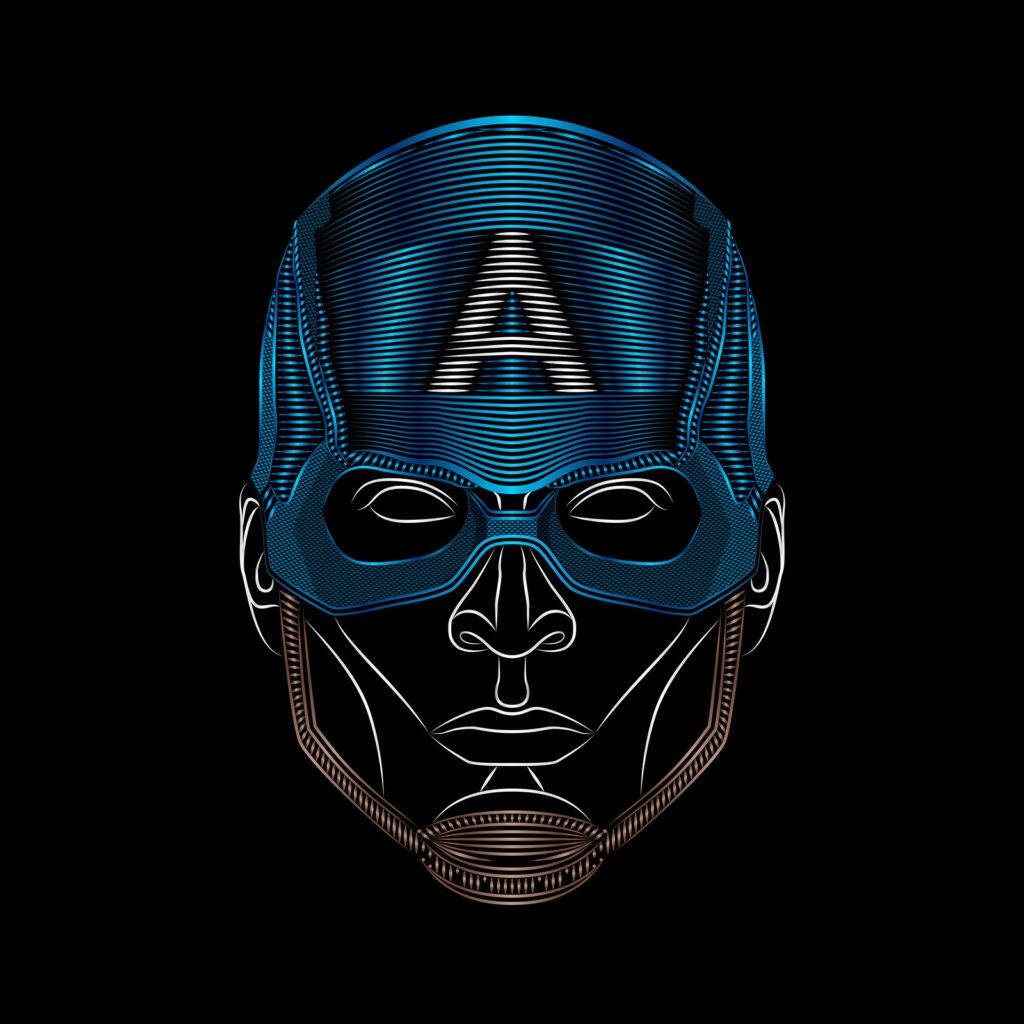 Universal Studios Captain America Illustration