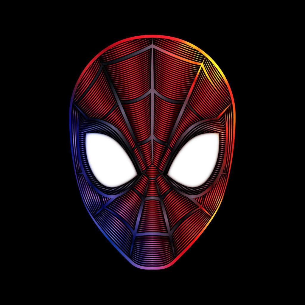 Universal Studios Spider-Man Illustration