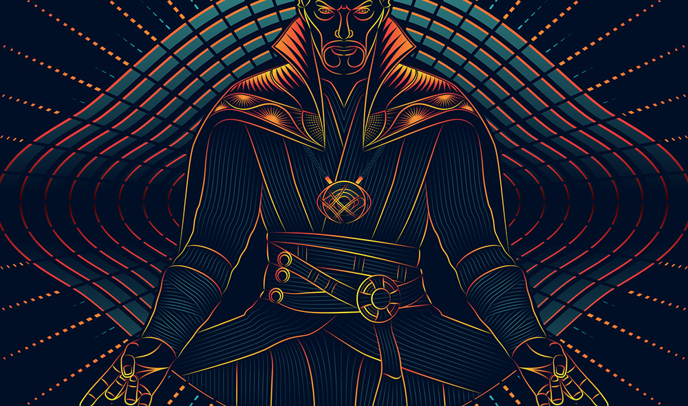 Univseral Studios Doctor Strange Featured