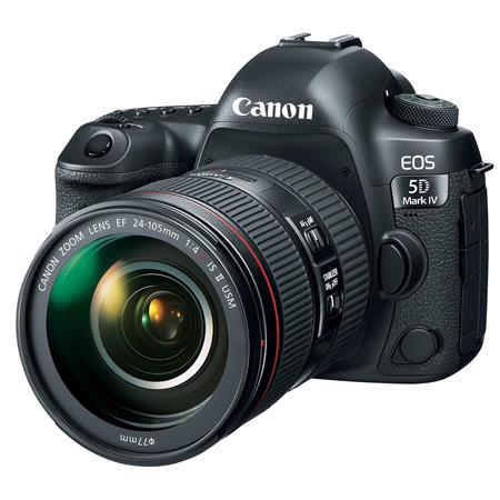 content creation tools canon eos mark iv