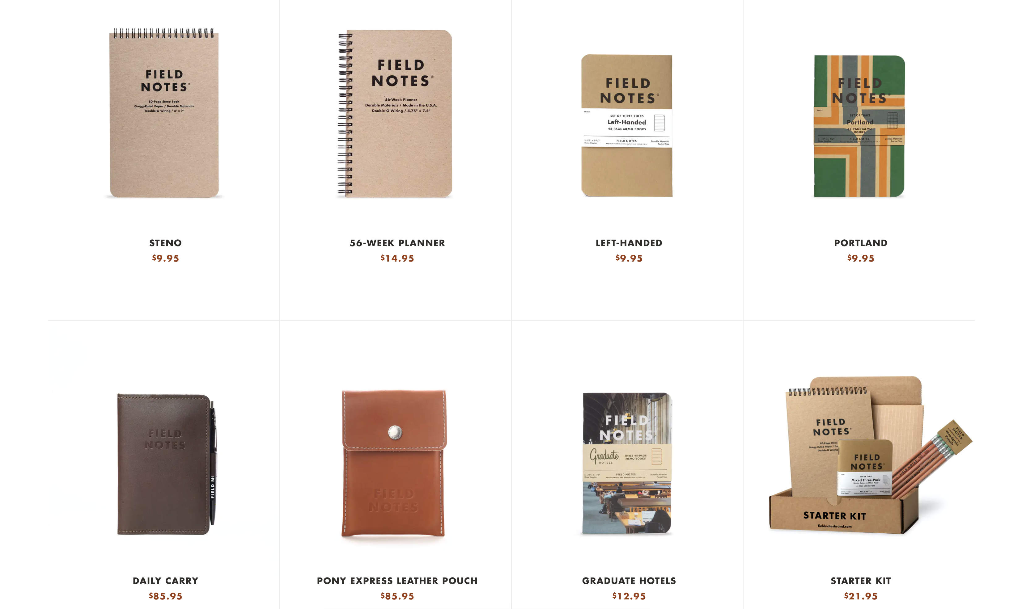 field notes content creation tools