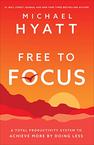 free to focus must read business books