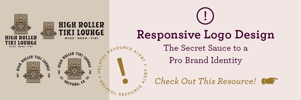 responsive logo design resource