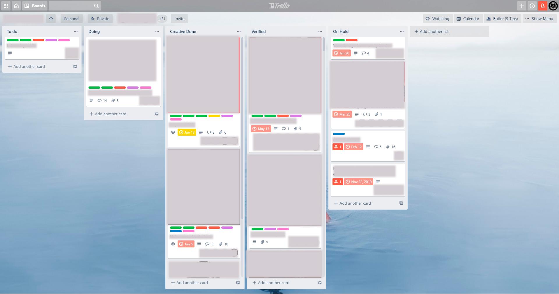 trello content creation process