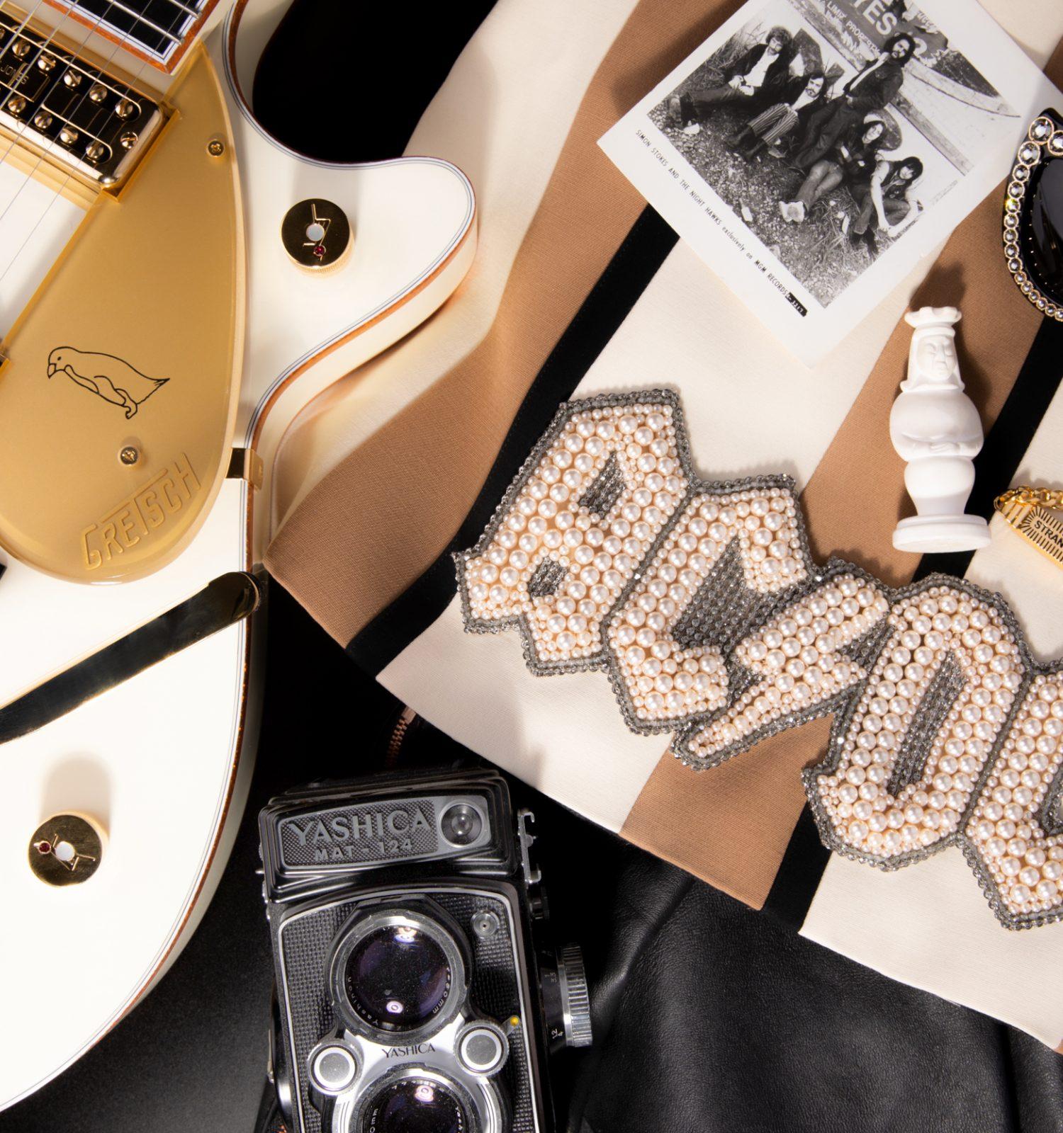 Gold Sheep Design Gretsch Penguin Personal Style Branding For Musicians